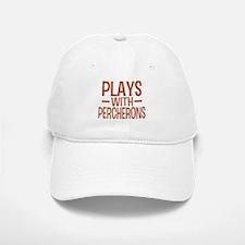 PLAYS Percherons Baseball Baseball Cap