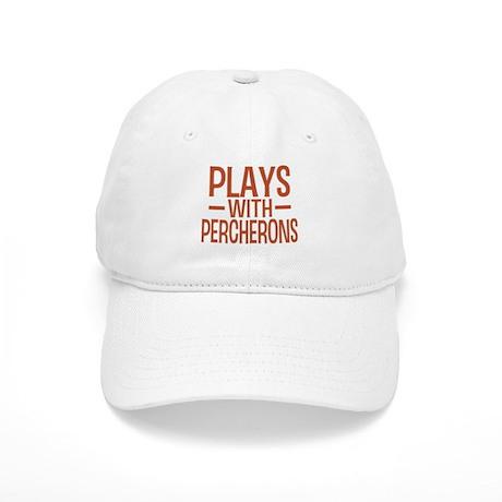 PLAYS Percherons Cap
