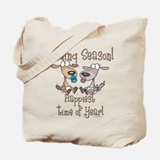 Goat Kidding Season Tote Bag