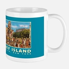 Coney Island Bathing Beauties Coffee Mug
