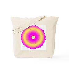 Hindu Flower Mandala Tote Bag