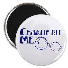 Charlie Bit Me Magnet
