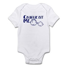 Charlie Bit Me Infant Bodysuit