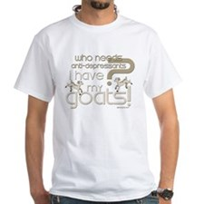 Goat Therapy Shirt