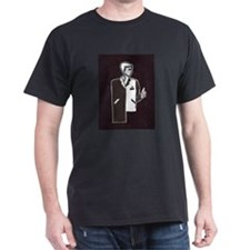 Clockwork Lad OiSKINBLU T-Shirt