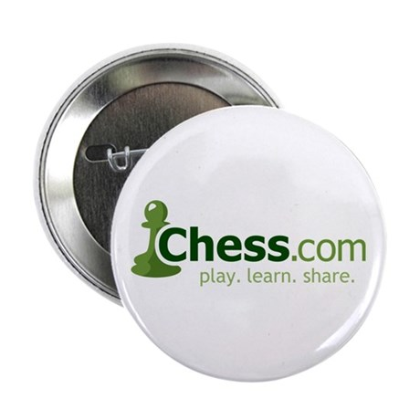 "Chess.com Pin-on Button (2.25"")"
