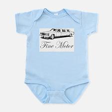 FINE MOTOR - Retro Infant Bodysuit