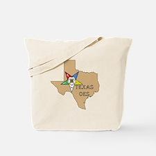 OES Texas Tote Bag
