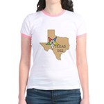 OES Texas Jr. Ringer T-Shirt