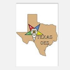 OES Texas Postcards (Package of 8)