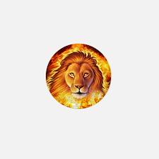 Lion 1 Mini Button