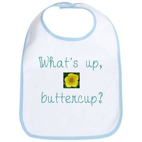What's Up, Buttercup? Bib