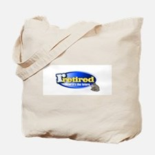 'Retired NOW.3 Tote Bag