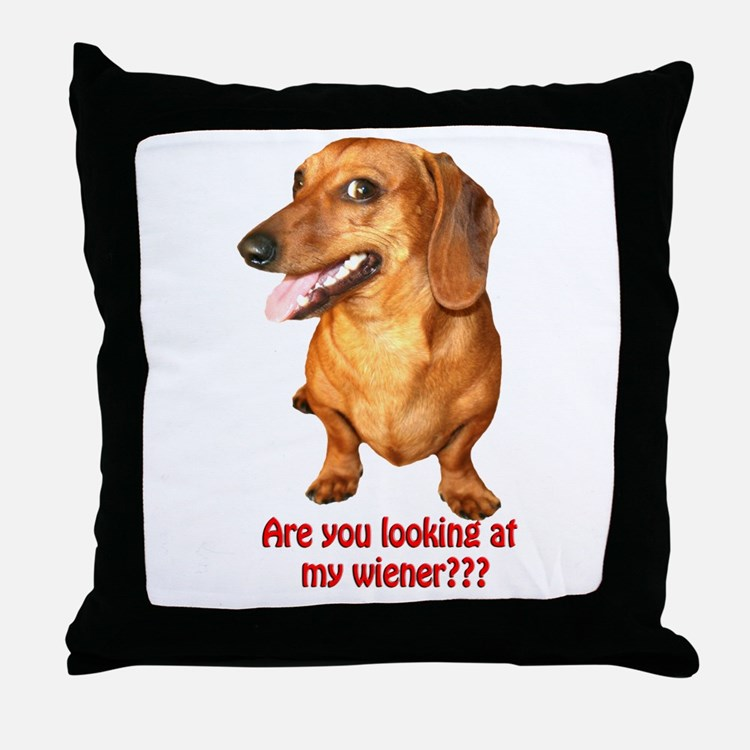 Cute Animals and wildlife Throw Pillow