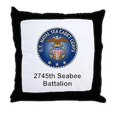 2745th Throw Pillow