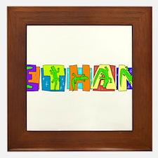 ETHAN (gators) Framed Tile