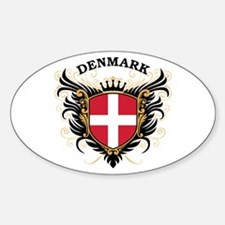 Denmark Decal
