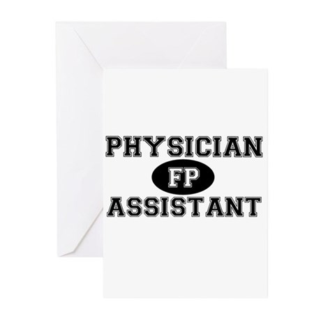 Family Practice Physician Assistant Greeting Cards