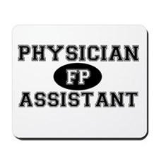 Family Practice Physician Assistant Mousepad