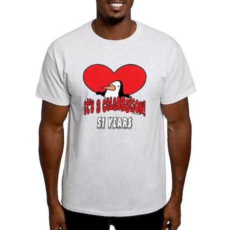 51st Celebration Light T-Shirt