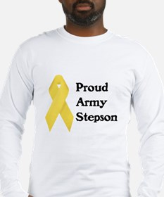 Proud Army Stepson 1 Long Sleeve T-Shirt