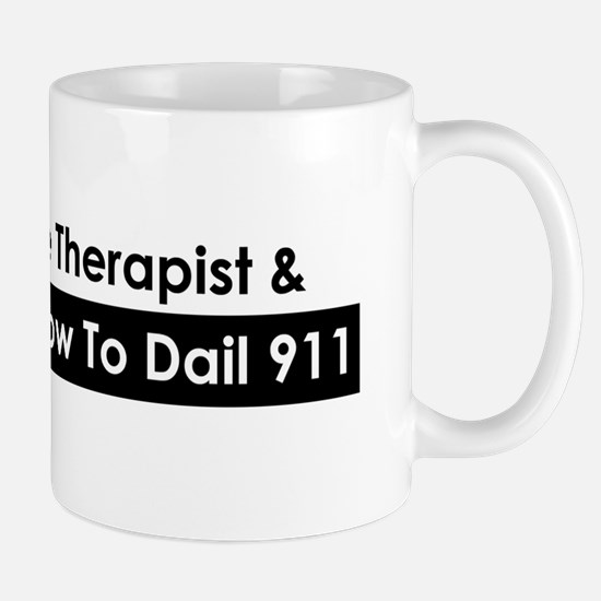 massage 911 Mugs
