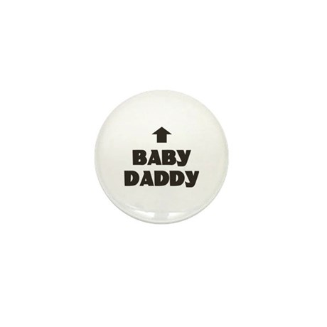 Baby Daddy Matching Mini Button