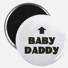 Baby Daddy Matching Magnet