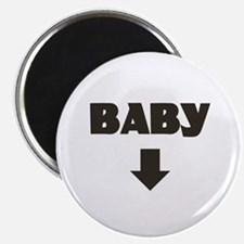 Baby Arrow Magnet