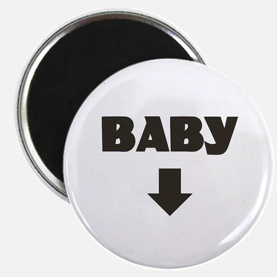 Baby Arrow Magnet