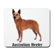 Australian Heeler Cattle Dog Mousepad