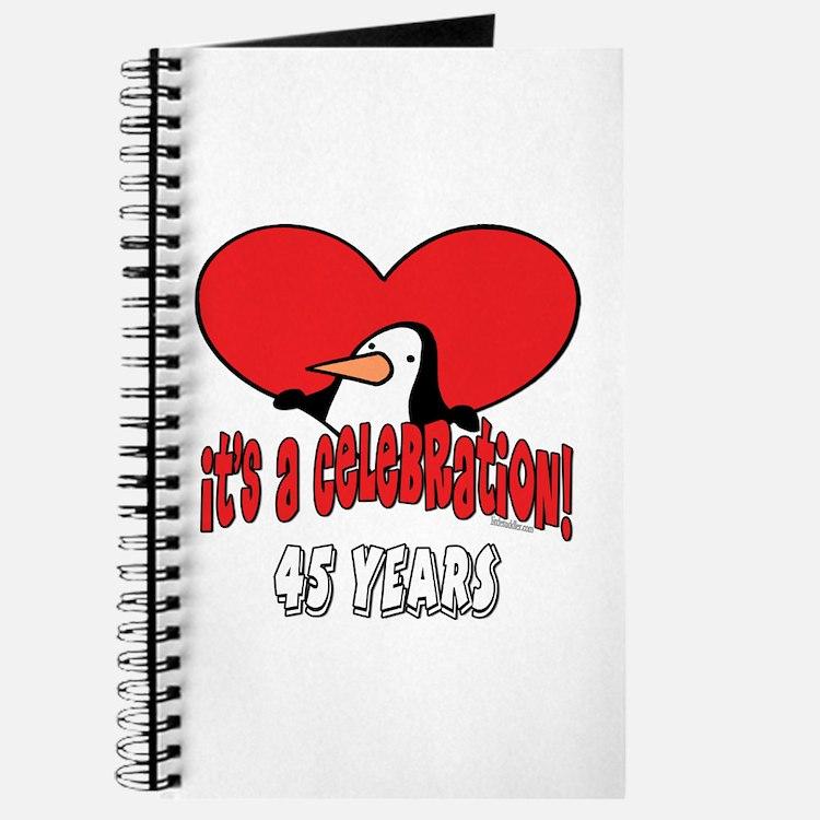45th Celebration Journal