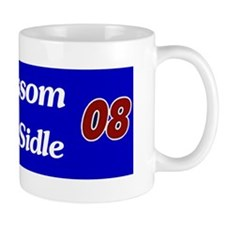 Grissom Sidle '08 Mug