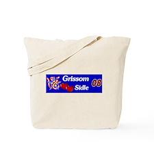 Grissom Sidle '08 Tote Bag