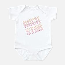 Rock Star G Infant Bodysuit