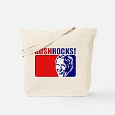 Bush Rocks! Tote Bag