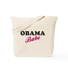 OBAMA BABE Tote Bag
