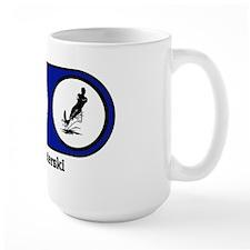 Eat, Sleep, Waterski Mug