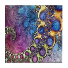 Dazzling Designs Creation Tile Coaster