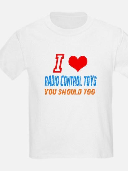 I love radio control toys T-Shirt