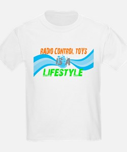 Radio control toys is a lifes T-Shirt