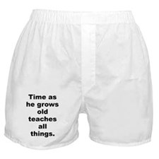 Growing things Boxer Shorts