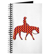 Western pleasure zig zag Journal