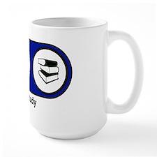 Eat, Sleep, Study Mug