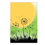 Fields of Dandelion Art Postcards (Package of 8)