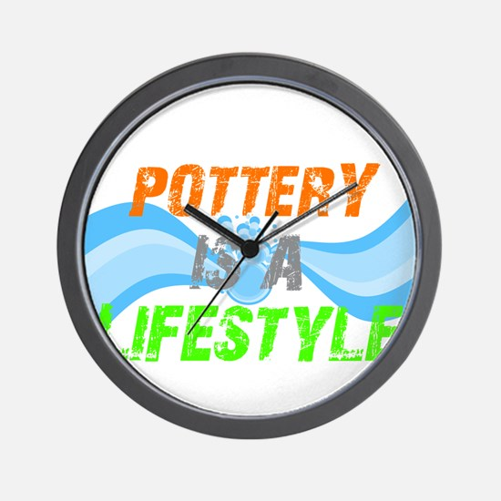 Potterly is a Lifestyle Wall Clock