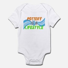 Potterly is a Lifestyle Infant Bodysuit