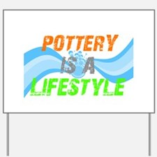 Potterly is a Lifestyle Yard Sign