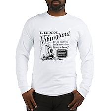 Vikingland Long Sleeve T-Shirt