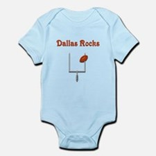 Dallas Rocks Infant Bodysuit